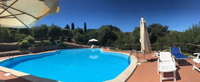Photo for House with views of Monte Argentario
