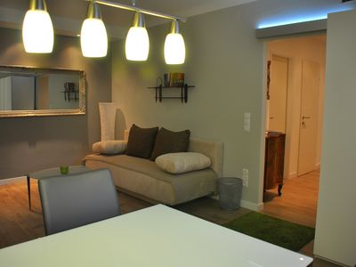 Photo for Modern, centrally located apartment in the center of 4
