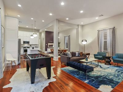 Photo for Expansive 12 BED NOLA Home mins to FQ by Domio