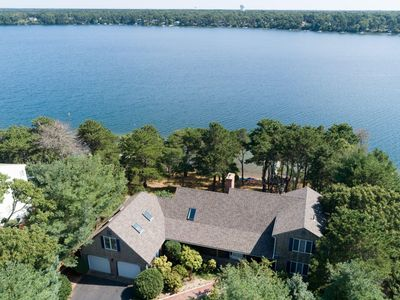 Photo for Beautiful Cape Cod home on Long Pond in Harwich, MA