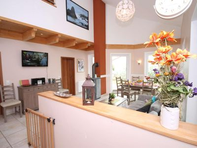 Photo for High quality holiday home complex in a beautiful location and 200m from the beach.
