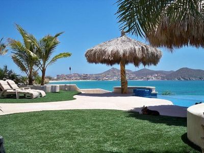 Photo for Oceanfront Paradise W/ Infinity Pool, 4 bedroom 4 bath