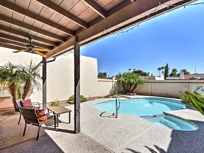 Photo for Luxury Mesa House w/ Private Yard & Heated Pool!
