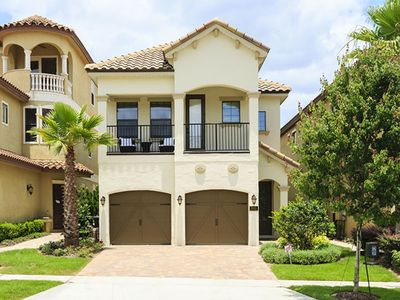 Photo for The Ultimate Guide to Renting Your Luxury 5 Bedroom Villa on Reunion Resort, Orlando Villa 2790