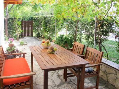 Photo for Vacation home Haus Karlo (NIN116) in Nin - 4 persons, 1 bedrooms