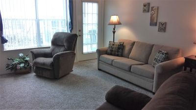 Photo for Bargain, Screen Porch, 2 Kings, Strip, Well-Equipped, Sleep 6, 2 Recliners, Pool