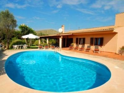 Photo for Countryside Villa with Private Pool and privacy