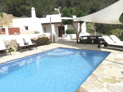 Photo for Modern Holiday Home in in Balearic islands with Pool