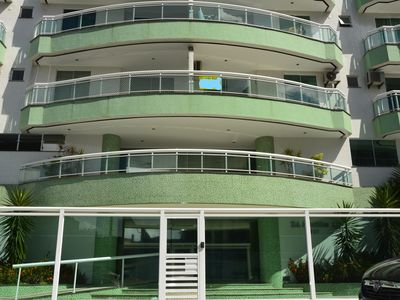 Photo for 3 bedroom apartment on the beach block in Cabo Frio RJ