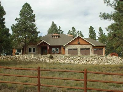 Photo for Blue Lake Ranch Retreat: 3 BR / 3.5 BA executive home in Pagosa Springs, Sleeps 9