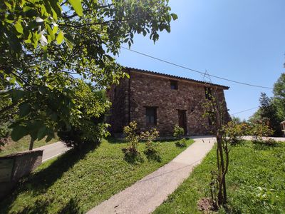 Photo for Self catering Mas Can Soler for 7 people