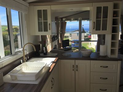 Photo for Luxury Caravan at Mother Ivey's Bay Holiday Park