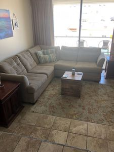 Photo for GREAT LOCATION! oversized 1 bedroom at the tuscany 19th and surf