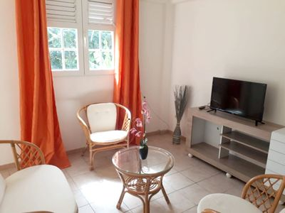 Photo for Homerez last minute deal - Spacious apt with garden and terrace
