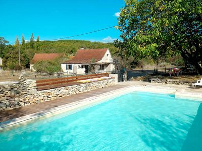 Photo for Vacation home Ussac  in Saint - Chels, Périgord - 4 persons, 2 bedrooms