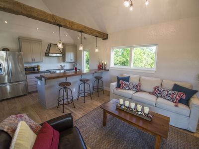 Photo for (The Main) Farm House 12 min to Magnolia! Over 100 5-Star reviews on Airbnb!