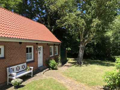 Photo for Cozy cottage with garden near the beach, golf course Uhlenhorst 5 km