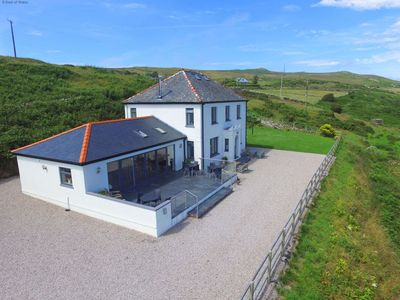 Photo for This is the holiday house of your dreams! Amazing luxury accommodation with unrivalled sea views, pl