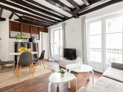 Photo for IN THE HEART OF THE MARAIS - PLACE OF THE VOSGES - APARTMENT SUPER WELL SITUATED!