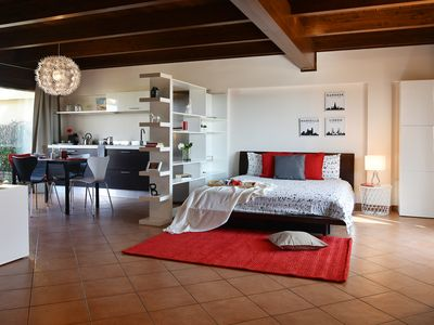 Photo for Grace's Loft -modern and comfortable