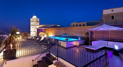 Photo for 7 bedroom Villa, sleeps 10 in Ibiza Town with Pool