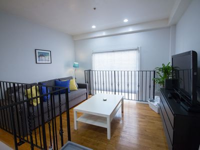Photo for ☆Vibrant 2BD Duplex in Downtown's Theater District