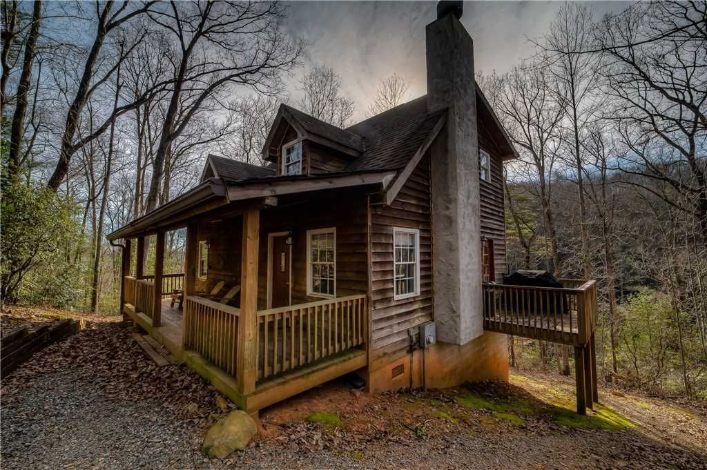 Secluded - End of Summer FLASH SALE! $99 - $189 - WiFi - Pets Welcome -  Ellijay