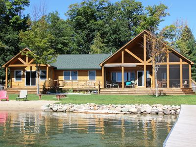 Photo for AMAZING North Elk Lake Getaway