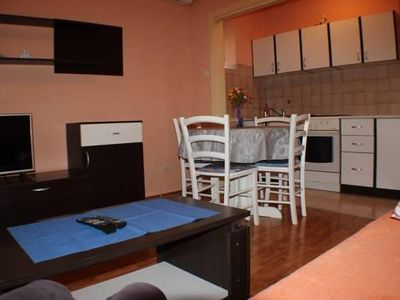 Photo for Holiday apartment Makarska for 2 - 4 persons with 1 bedroom - Holiday apartment