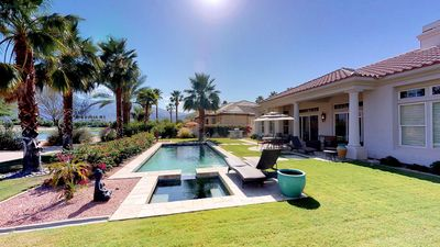 Photo for A Spacious Four Bedroom Home on an Expansive Lot with Southern Mountain Views