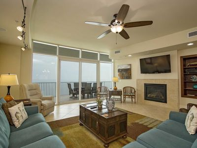 Photo for Back Open June 15 - 22 - Gulf Front ~ Sleeps 13 ~ Turquoise Place 1305C ~ Private Hot Tub