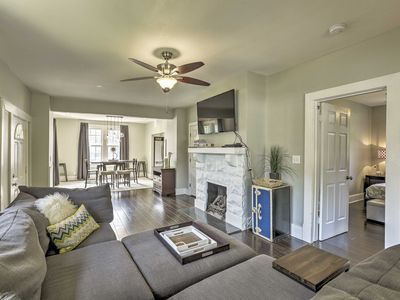 Photo for Renovated Pet-Friendly Nashville Home w/ Pvt. Yard