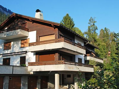 Photo for Apartment Valetta Sura in Flims - 4 persons, 1 bedrooms