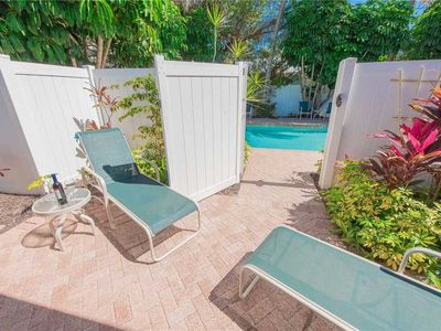 Only 2 Minute Walk to Gulf Beaches! Reduced prices!