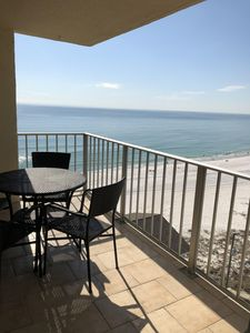 Photo for Beautiful Oceanfront Condo for 6 people (Two Pools)