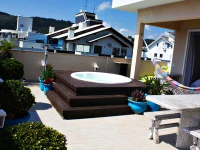 Photo for Penthouse 3 bedrooms en suite, large roof terrace with jacuzzi !!