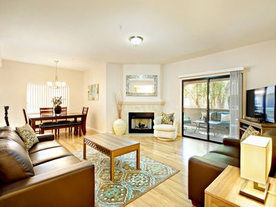 Photo for Contemporary and Comfortable 2 Bedroom Condo in Scottsdale!