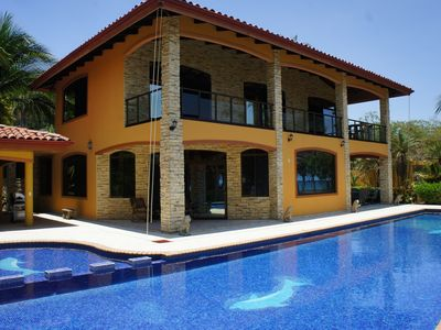 Photo for 5BR House Vacation Rental in Playa Hermosa, Puntarenas
