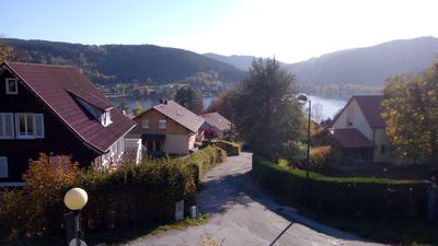 Photo for Duplex with magnificent lake views and close to the city center