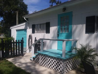Quaint lil' place near St. John's River in Old Florida