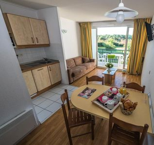 Photo for Residence Sea and Golf Ilbarritz **** - 3 Rooms 6 People Duplex