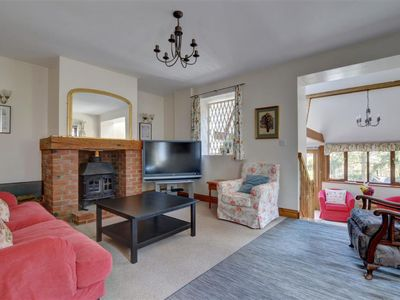Photo for Vacation home Valley View Barn in Royal Tunbridge Wells - 6 persons, 3 bedrooms