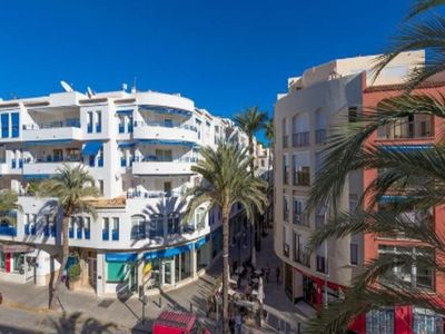 Photo for 3 bedroom Apartment, sleeps 6 in Moraira with WiFi
