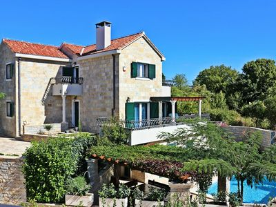Photo for Picturesque Holiday Home in Brač with Swimming Pool