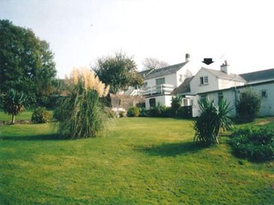 Photo for Character Cottage, A Walk To Beach, Nr Polperro & Looe, at Lansallos Village