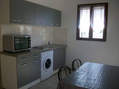 Photo for RENT charming T3 in a quiet area of the village.