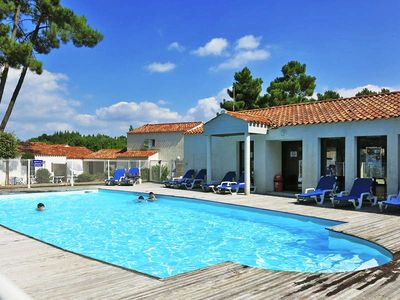 Photo for Apartment Le Domaine des Oyats  in Longeville - sur - Mer, Vendee - 6 persons, 2 bedrooms