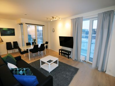 Photo for Sonderland Apartments - Trelastgata 27-5 (Sleeps 7 - 2 BR)