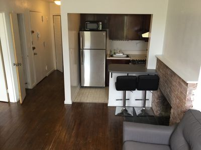 Photo for One bedroom furnished apartment to rent