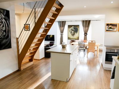 Photo for Apartment with balcony, 3BR